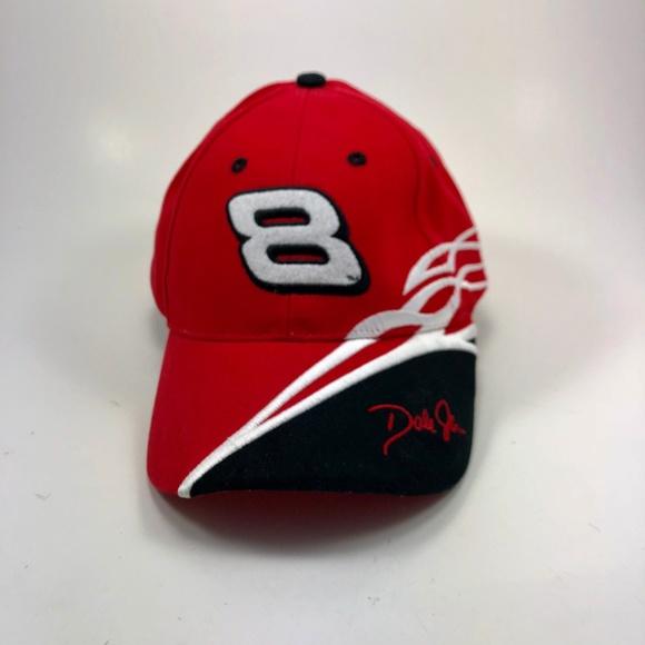 Dale Earnhardt Jr  8 Bud Racing Nascar Cap. M 5b58defef63eeaf39e2d6cbb f3304eaa0c1c